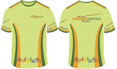 Das Shirt nur für Mitglieder des Sprewaldmarathon Treueclub